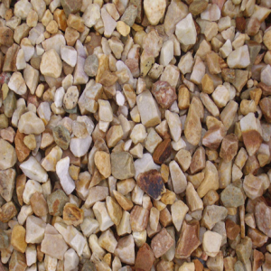 20mm Yellow Chippings