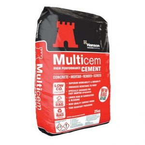 Hanson Cement (MultiCem)
