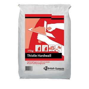 Thistle - Hardwall Plaster