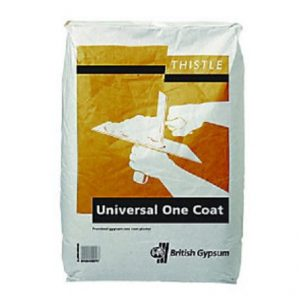 Thistle - One Coat Plaster