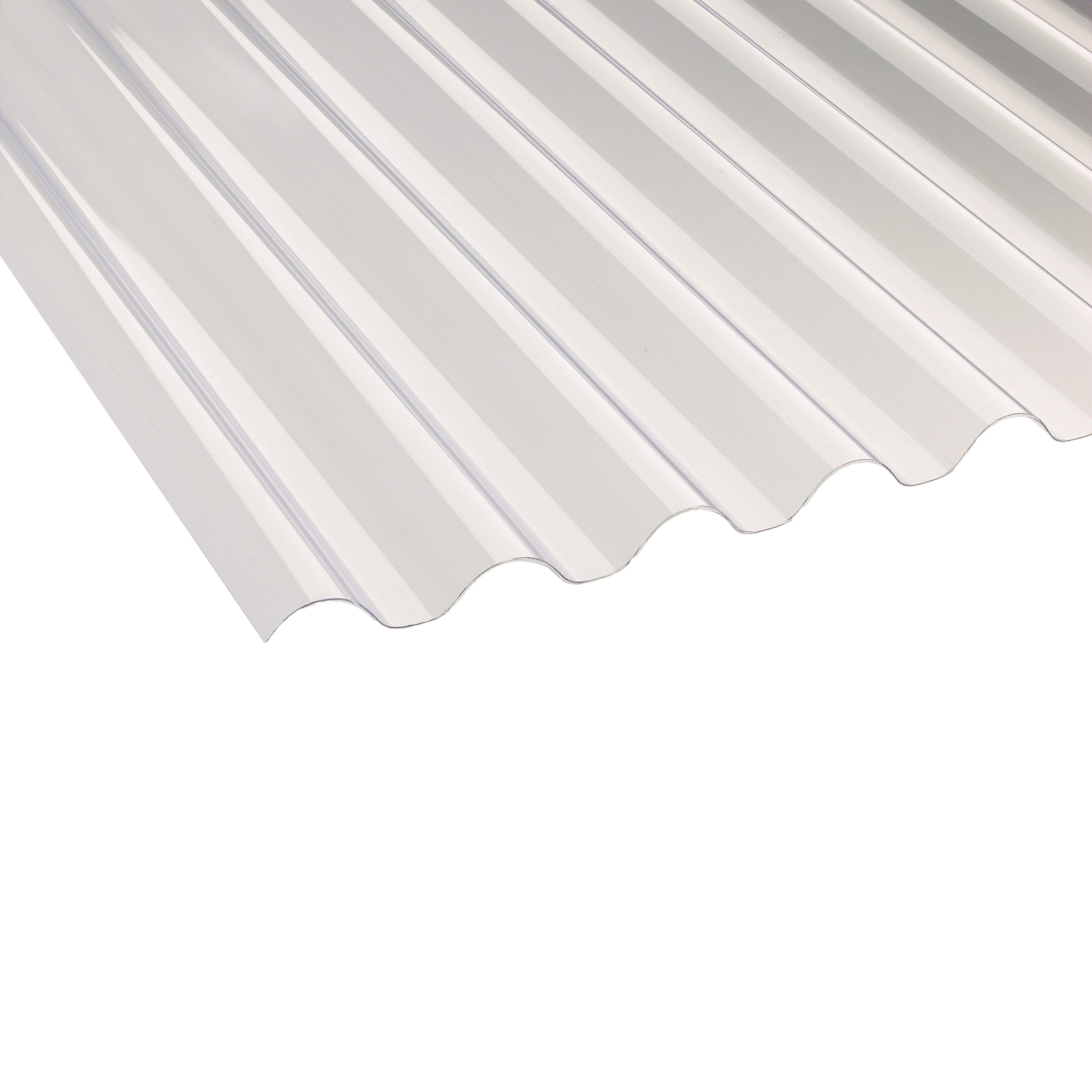 Corrugated PVC Sheeting