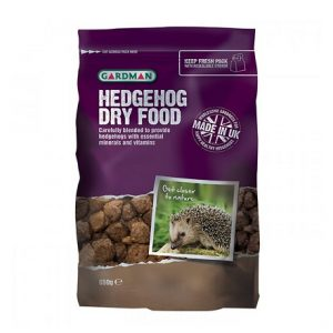 Hedgehog Food & Treats