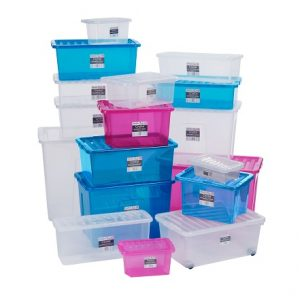 Whatmore Storage Boxes